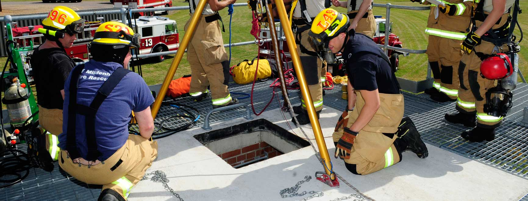 Confined Space Procedures Awareness Course