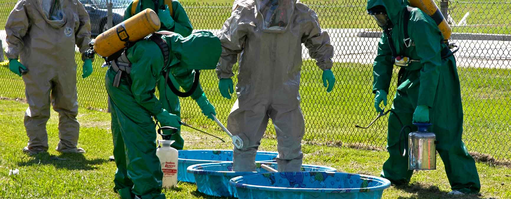 Hazardous Materials Spill Response Course